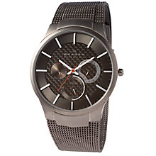 Buy Skagen 809XLTTM Men's Titanium Watch Online at johnlewis.com