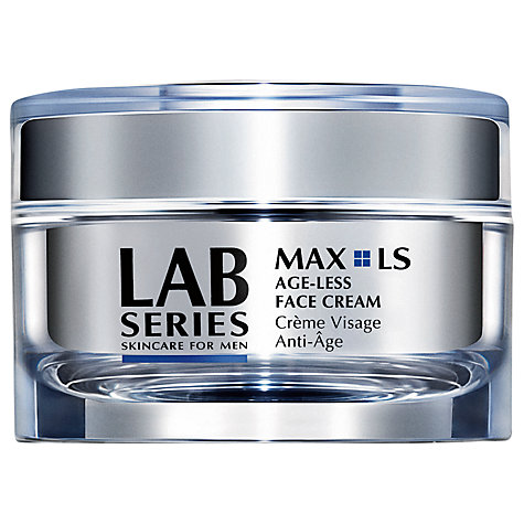 Buy Lab Series Max Age-less Face Cream, 50ml Online at johnlewis.com