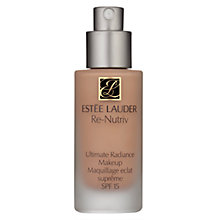Buy Estée Lauder Re-Nutriv Ultimate Radiance Makeup Online at johnlewis.com