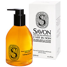 Buy Diptyque L'Art Du Soin Softening Hand Wash, 300ml Online at johnlewis.com