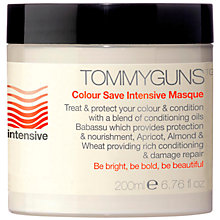 Buy TommyGuns Colour Save Intensive Hair Masque, 200ml Online at johnlewis.com
