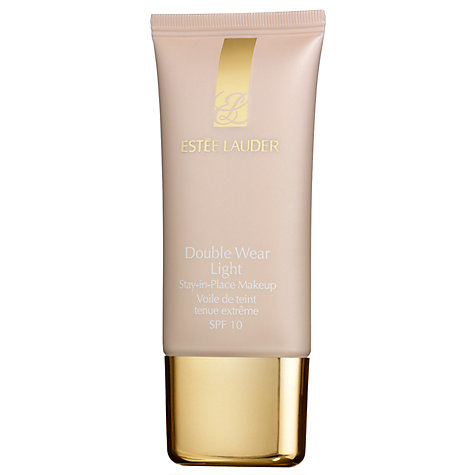 Buy Estée Lauder Double Wear Light Stay-in-Place Makeup SPF10 Online at johnlewis.com
