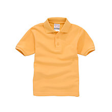 Buy John Lewis Cotton Polo Shirt, Pack of 2 Online at johnlewis.com