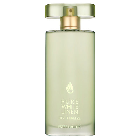Buy Estée Lauder Pure White Linen Light Breeze Eau de Parfum Online at johnlewis.com