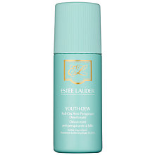 Buy Estée Lauder Dew Roll-On Anti-Perspirant Deodorant, 75ml Online at johnlewis.com