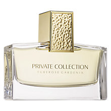 Buy Estée Lauder Private Collection Tuberose Gardenia Eau de Parfum Spray, 75ml with The Makeup Artist Collection Online at johnlewis.com
