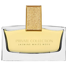 Buy Estée Lauder Private Collection Jasmine White Moss Eau de Parfum, 30ml with The Makeup Artist Collection Online at johnlewis.com