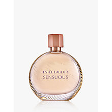 Buy Estée Lauder Sensuous Eau de Parfum Spray, 50ml with Makeup Artist Collection Online at johnlewis.com