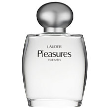 Buy Estée Lauder Pleasures For Men Cologne 50ml with Makeup Artist Collection Online at johnlewis.com