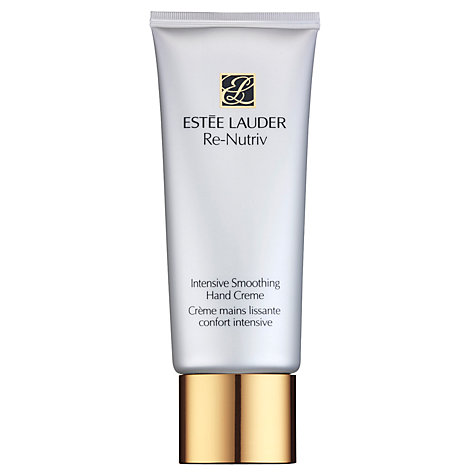 Buy Estée Lauder Re-Nutriv Intensive Smoothing Hand Creme, 100ml Online at johnlewis.com