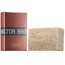 Buy Molton Brown Re-Charge Black Pepper Bodyscrub Bar, 250g Online at johnlewis.com