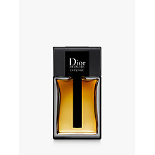 Buy Dior Homme Intense Eau de Parfum Online at johnlewis.com