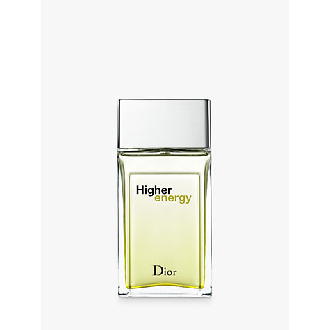 Buy Dior Higher Energy Eau De Toilette Spray Online at johnlewis.com