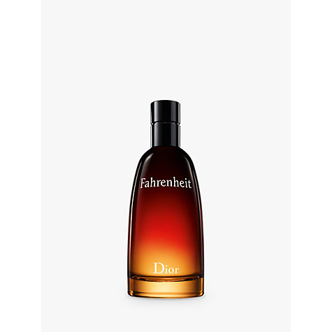 Buy Dior Fahrenheit Aftershave Lotion Spray Online at johnlewis.com