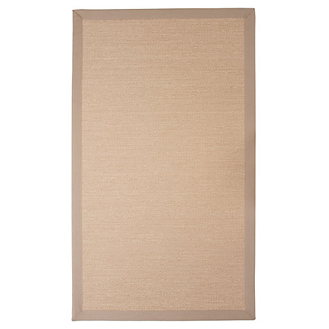 Buy John Lewis Savannah Runner, Natural, L240 x W70cm Online at johnlewis.com