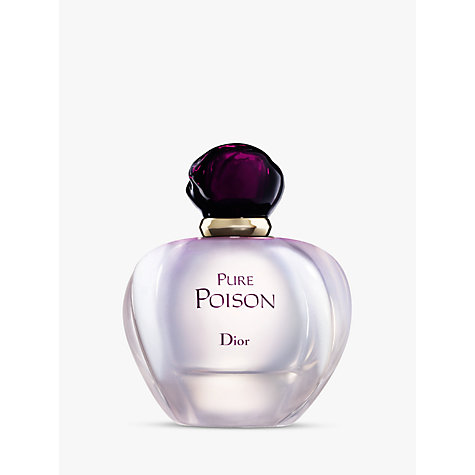 Buy Dior Pure Poison Eau De Parfum Spray Online at johnlewis.com