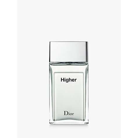 Buy Dior Higher Eau De Toilette Spray Online at johnlewis.com