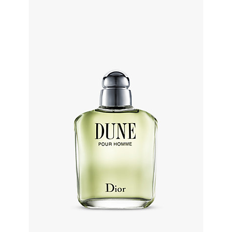 Buy Dior Dune For Men Eau de Toilette Spray Online at johnlewis.com