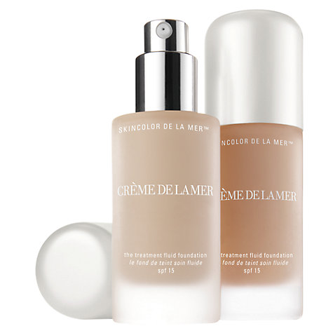 Buy La Mer The Treatment Fluid Foundation, 30ml Online at johnlewis.com