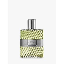Buy Dior Eau Sauvage Eau De Toilette Spray Online at johnlewis.com