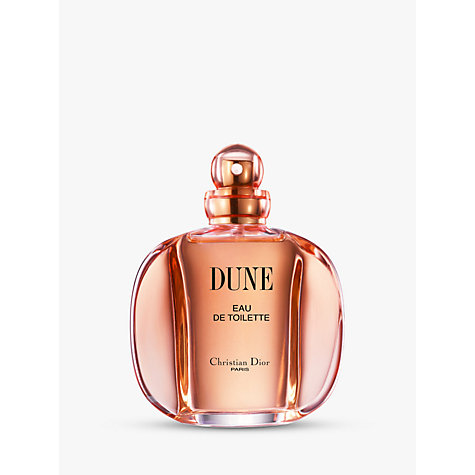 Buy Dior Dune Eau De Toilette Spray Online at johnlewis.com
