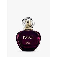 Buy Dior Poison Eau De Toilette Online at johnlewis.com