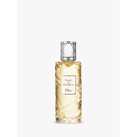 Buy Dior Escale A Portofino Eau De Toilette Spray Online at johnlewis.com