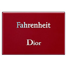 Buy Dior Fahrenheit Soap, 150g Online at johnlewis.com