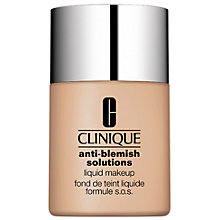 Buy Clinique Anti-Blemish Solutions Liquid Makeup Online at johnlewis.com