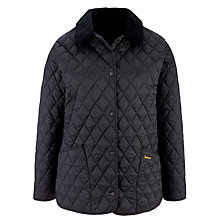 Buy Barbour Shaped Liddesdale Quilted Jacket Online at johnlewis.com