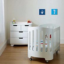 bloom Nursery Furniture, White