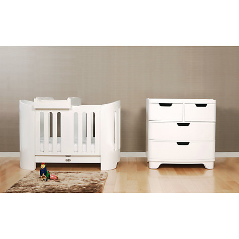 Buy bloom Nursery Furniture, White Online at johnlewis.com
