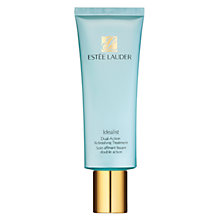 Buy Estée Lauder Idealist Dual Action Refinishing Treatment, 75ml Online at johnlewis.com