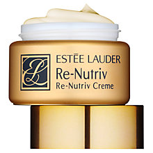 Buy Estée Lauder Re-Nutriv Creme, 50ml Online at johnlewis.com