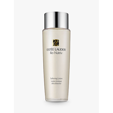 Buy Estée Lauder Re-Nutriv Intensive Softening Lotion, 250ml Online at johnlewis.com