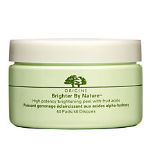 Buy Origins Brighter by Nature™ High-Potency Brightening Peel with Fruit Acids Online at johnlewis.com