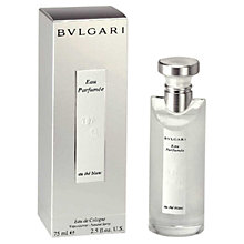 Buy Bvlgari The Blanc Eau de Cologne Spray Online at johnlewis.com
