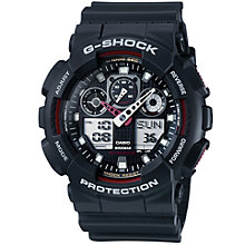Buy Casio G-Shock Men's Analogue Strap Watch Online at johnlewis.com