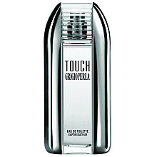 Buy La Perla Touch Grigioperla Eau de Toilette Spray Online at johnlewis.com