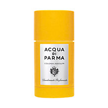 Buy Acqua di Parma Colonia Assoluta Deodarant Stick, 75ml Online at johnlewis.com