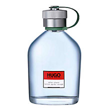Buy Hugo Boss Hugo Aftershave, 100ml Online at johnlewis.com