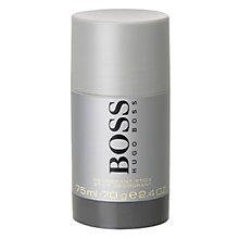 Buy Hugo Boss Boss Bottled Deodorant Stick, 75g Online at johnlewis.com