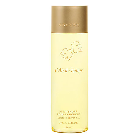 Buy Nina Ricci L'Air du Temps Shower Gel, 200ml Online at johnlewis.com