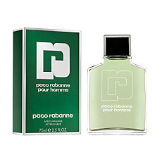 Buy Paco Rabanne Limited Edition Aftershave, 100ml Online at johnlewis.com