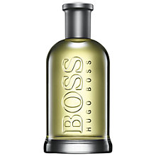 Buy Boss Bottled Eau de Toilette, 200ml Online at johnlewis.com