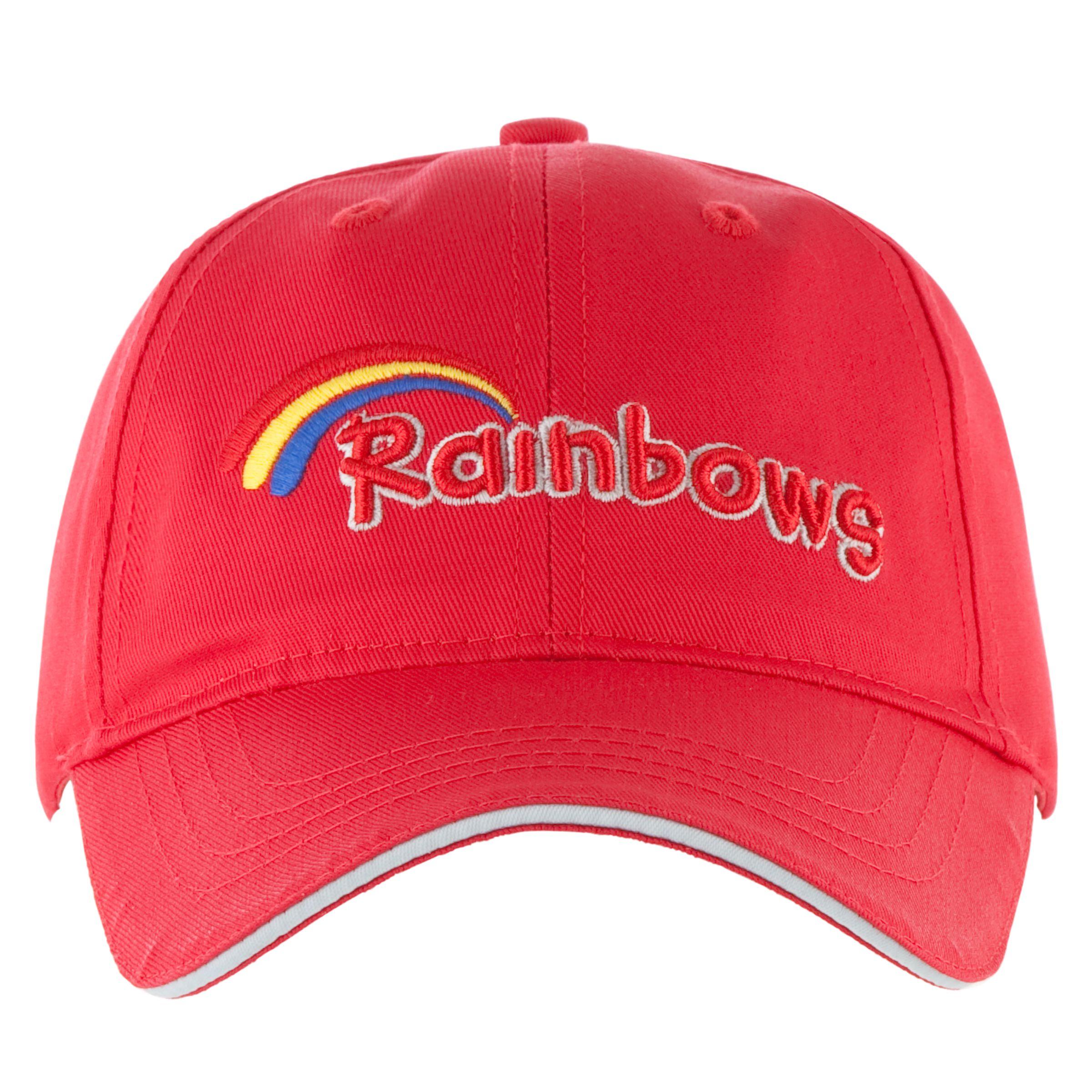Rainbows Rainbows Uniform Cap, Red