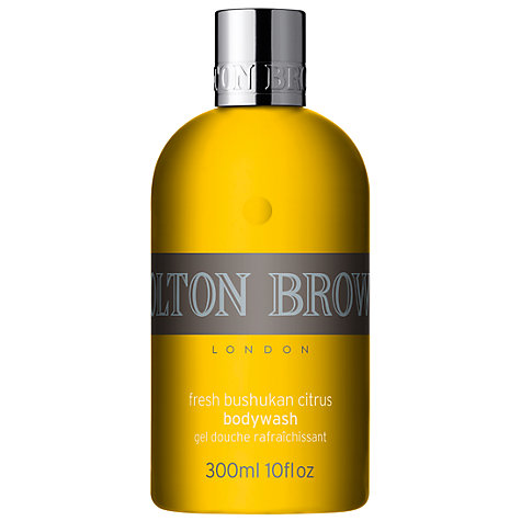 Buy Molton Brown Fresh Bushukan Citrus Body Wash, 300ml Online at johnlewis.com