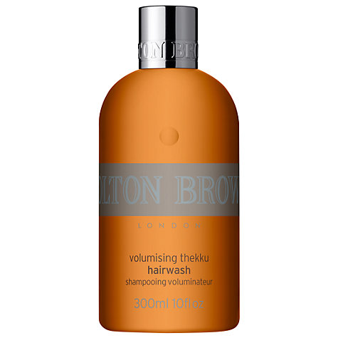 Buy Molton Brown Volumising Thekku Hairwash, 300ml Online at johnlewis.com