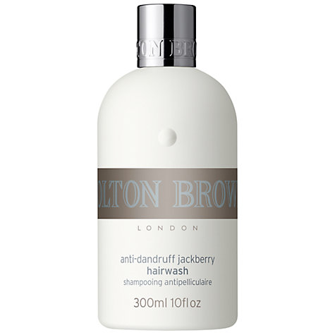 Buy Molton Brown Anti-Dandruff Jackberry Shampoo, 300ml Online at johnlewis.com