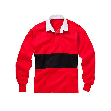 Buy Thornden School Boys' Rugby Shirt Online at johnlewis.com